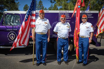 Lance Davison Memorial High Country Veterans Stand Down