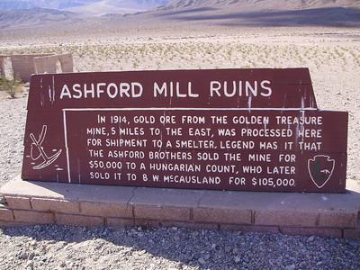 Death Valley & Wikinberg AZ 2009