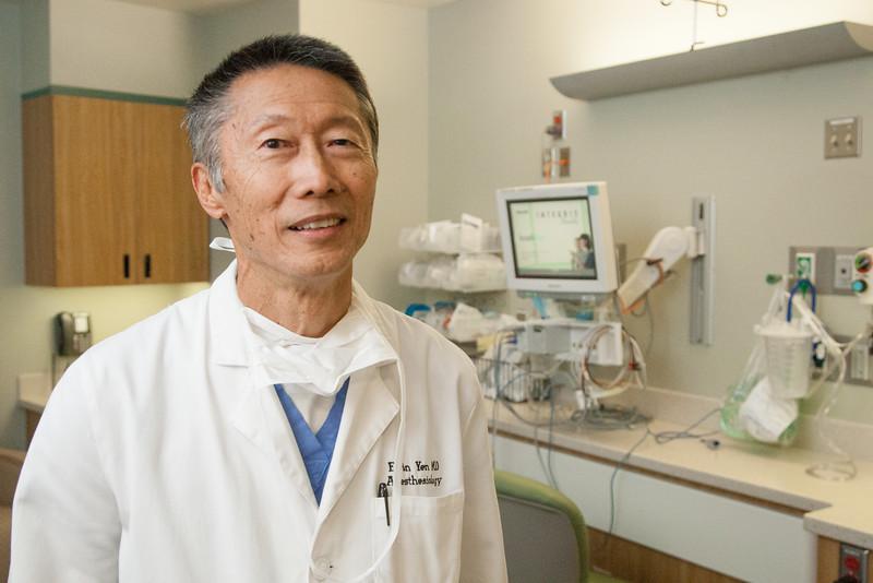 Dr Ervin Yen won the election for Oklahoma Senate district 40.