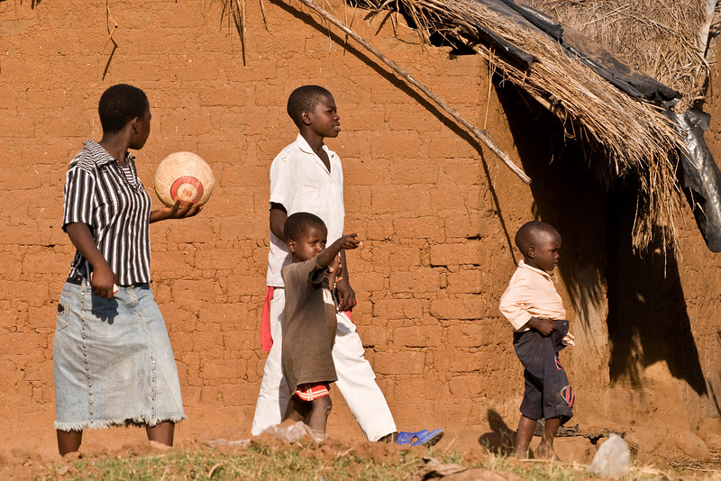 right to play is an ngo that works in this camp to teach lessons through play