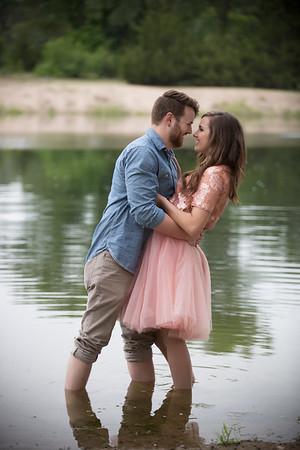 Jessie and Matt Engagements