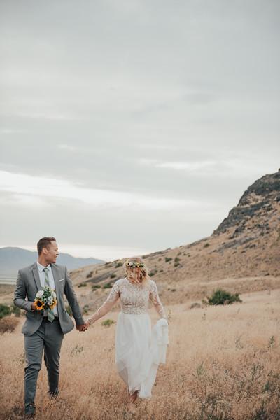 Alexa & Hayden Bridals