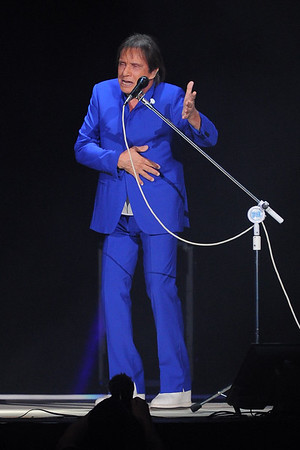 Brazilian Singer Roberto Carlos at American Airlines Arena Miami