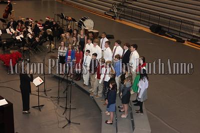 DMS Christmas Concert 2012