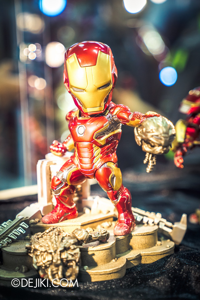 STGCC 2016 - Iron Man