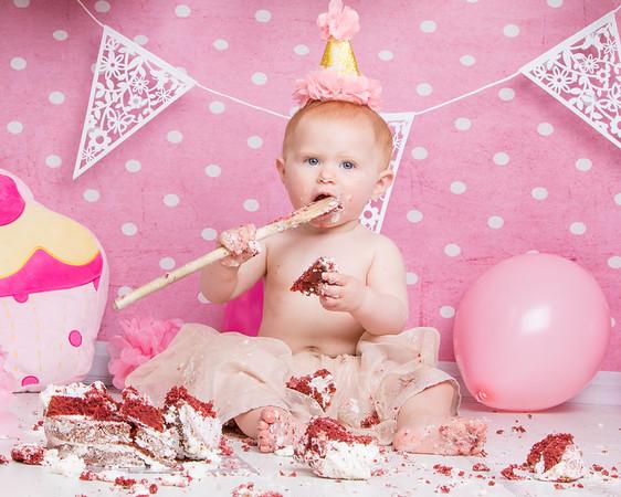 Sarah & David - Baby's first birthday