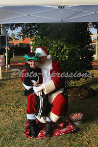 """CHRISTUS St. John Reindeer Run """"Santa"""" 2012"""