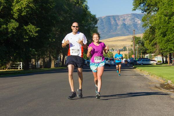 2016 East Canyon Marathon