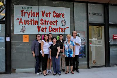 Trylon Vet Care- Grand Opening- July 9, 2011