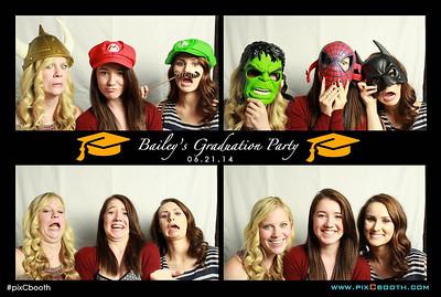 6-21-2014 Baileys Grad Party