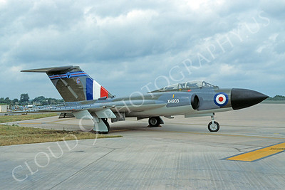 British RAF  Gloster Javelin Military Airplane Pictures