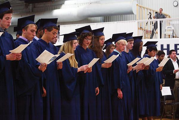 2013 Bethany Christian Graduation