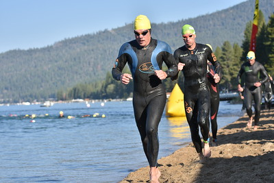 XTERRA Lake Tahoe Swim