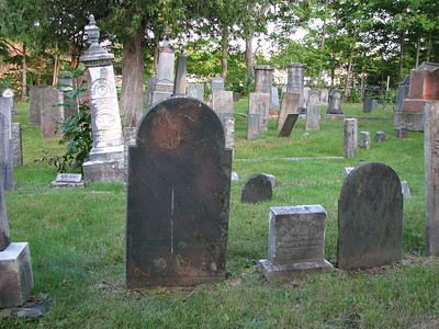 Charles Hilton Grave