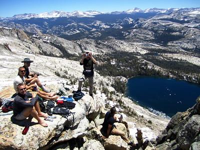 May Lake/Mt. Hoffman: July 2-5, 2010