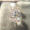 2.88ctw Old European Cut Diamond Pair, GIA I/VVS2 &  GIA H VS1 12
