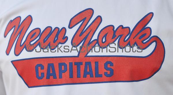 New York Capitals vs Silverados