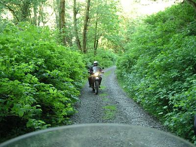 Foss Road Ride - May 14, 2006