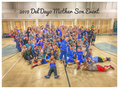 JANUARY 25th, 2019 | Del Dayo Mother-Son P.E. Event