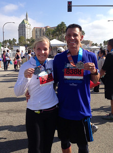 Long Beach, CA 1/2 Marathon