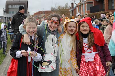 Kindercarnaval Steendorp 2020