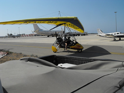 Cyprus Microlight Club at Paphos Airport