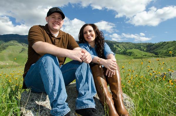 LeAnn & Jarret -couple