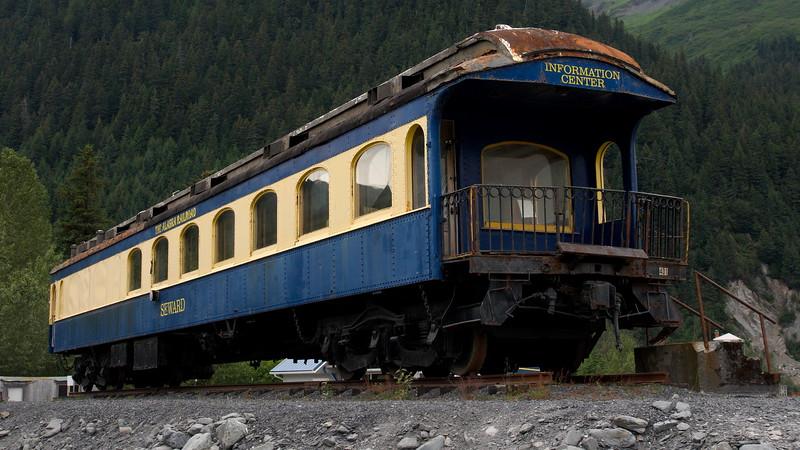 Alaska, Seward