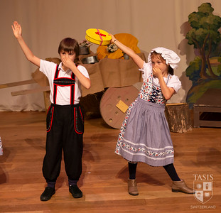 """""""Cry Wolf"""" - The TASIS Elementary School Spring Musical"""