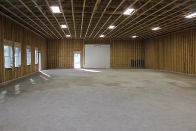The Barn (construction) 4.12.18