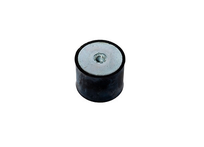 GENERAL PURPOSE RUBBER MOUNTING 8MM THREAD