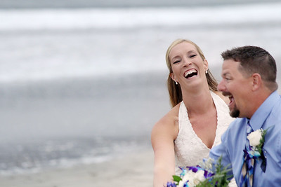Brianne + Justin Wedding in Avila Beach