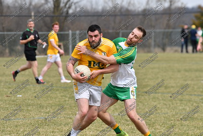 Kevin Barry v Donegal 4/7/2019