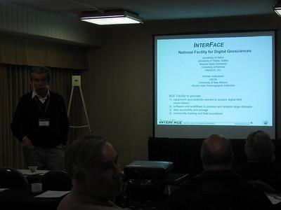 2008 UNAVCO Science Workshop