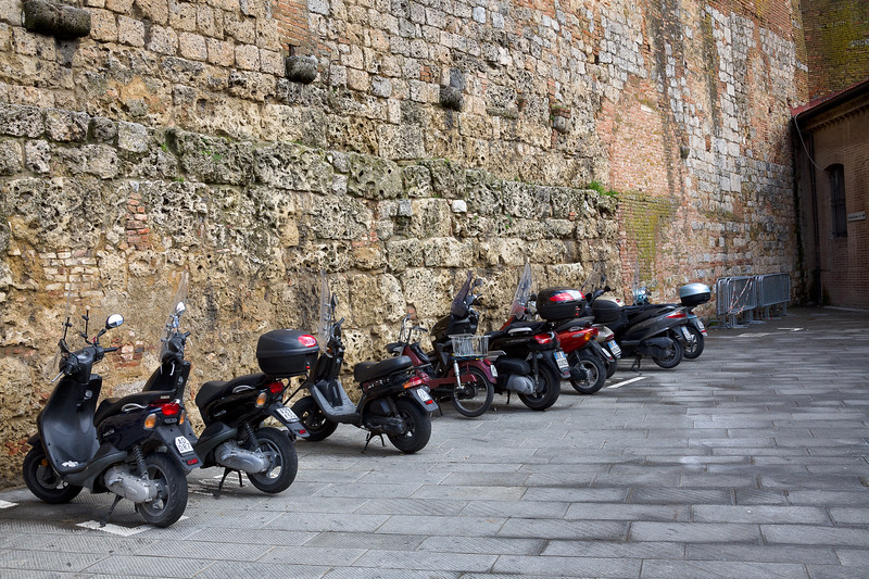 Scooter Row