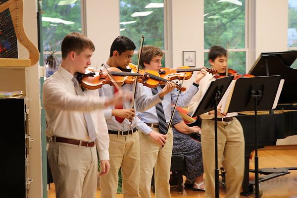 High School Spring Music Recital