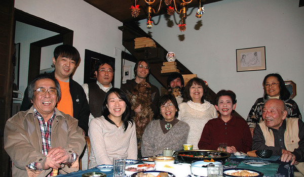IIZUKA GATHERING - 1 JANUARY, 2008