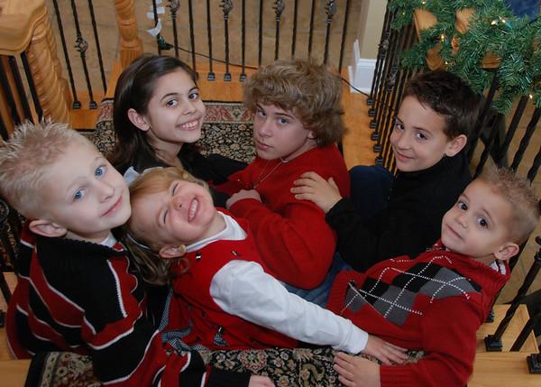 Kristine & Family