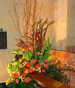 Cathedral Flower Festival 2020