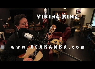 Mauricio / Viking King by juan carlos