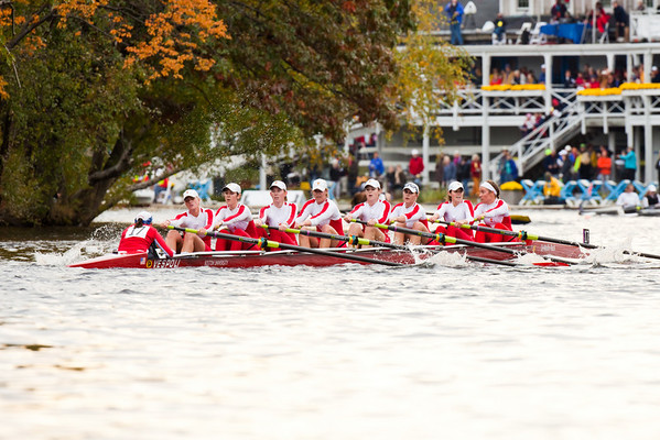 Head of the Charles - 2010 Championship Women's 8
