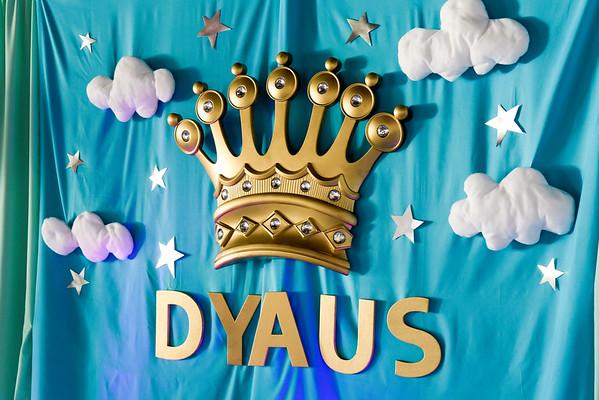 Dyaus Cradle Ceremony