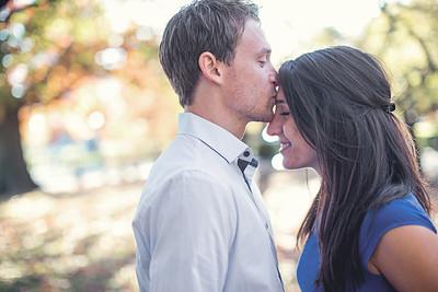 2013 Dana and Jamie Engagement