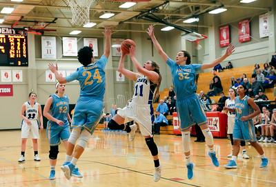 Geneva Girls Basketball vs. Maine West