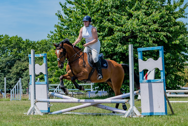 Show Jumping Arena - 2ft 3 Open