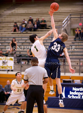 Basketball - Boerne-Champion vs McCollum (2012)