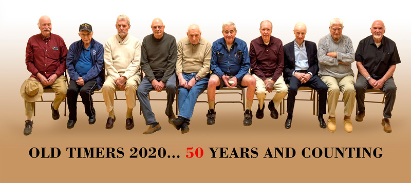 Old Timers 2020