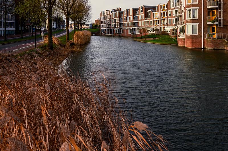 Dordrecht canal
