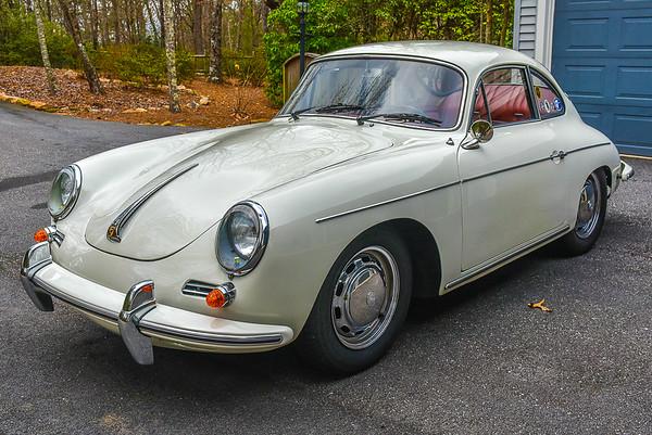1964 - 356C Porsche Coupe