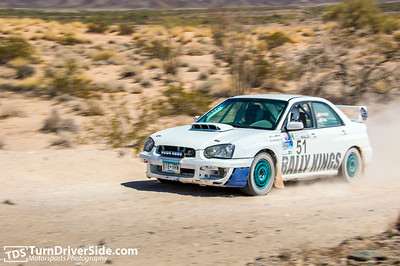 Desert Storm Rally 2014